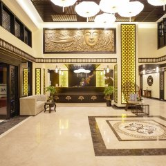 Отель Le Pavillon Hoi An Luxury Resort & Spa интерьер отеля фото 2
