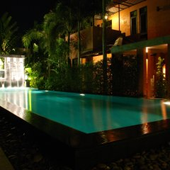 Отель 4 Houses Boutique Resort Phuket бассейн