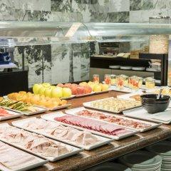 Отель Ilunion Alcala Norte Мадрид питание