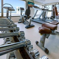 Novotel Tunis in Tunis, Tunisia from 146$, photos, reviews - zenhotels.com fitness facility
