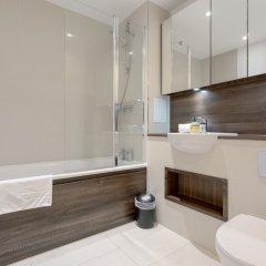 Отель 1 Bedroom Flat in Surrey Quays With Balcony Великобритания, Лондон - отзывы, цены и фото номеров - забронировать отель 1 Bedroom Flat in Surrey Quays With Balcony онлайн ванная