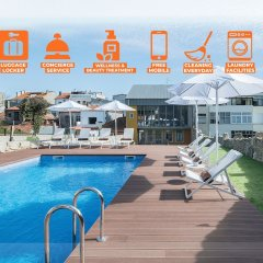 Апартаменты BO - Santa Catarina Luxury Apartments - Adults Only бассейн