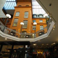 Отель Scandic Klara вид на фасад фото 2