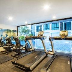 The Rizin Hotel & Residences фитнесс-зал фото 3