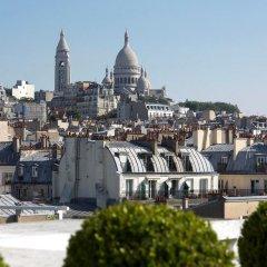 Citadines Apart`Hotel Montmartre Париж городской автобус
