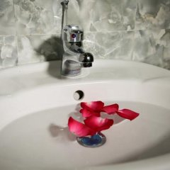 Отель Rice Village Homestay ванная фото 2