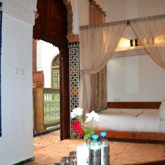 Отель Riad Zeina Марокко, Рабат - отзывы, цены и фото номеров - забронировать отель Riad Zeina онлайн комната для гостей фото 4