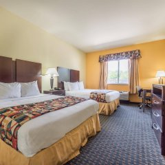 Отель Days Inn Cleburne комната для гостей