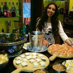 Jammin' Hostel Rimini питание фото 5
