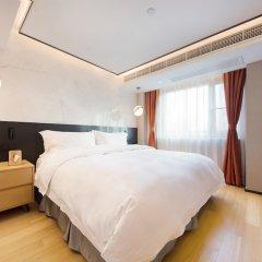 Lijia suisseplace Apart Hotel Shanghai комната для гостей