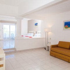 Отель Holiday Inn Cancun Arenas Мексика, Канкун - отзывы, цены и фото номеров - забронировать отель Holiday Inn Cancun Arenas онлайн комната для гостей фото 8