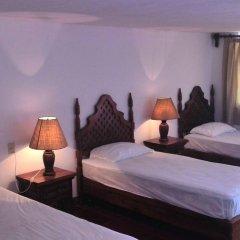 Отель Hostel El Corazon Мексика, Канкун - 1 отзыв об отеле, цены и фото номеров - забронировать отель Hostel El Corazon онлайн комната для гостей фото 4
