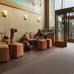 Отель Scandic Dyreparken Кристиансанд интерьер отеля