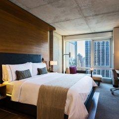 Отель Renaissance New York Midtown Hotel США, Нью-Йорк - отзывы, цены и фото номеров - забронировать отель Renaissance New York Midtown Hotel онлайн комната для гостей фото 5