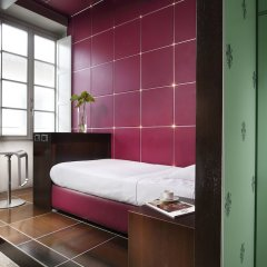 Una Hotel Vittoria комната для гостей фото 2