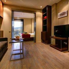 Отель Olivia Plaza Барселона комната для гостей фото 4