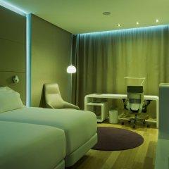 Отель NH Collection Madrid Eurobuilding комната для гостей фото 2