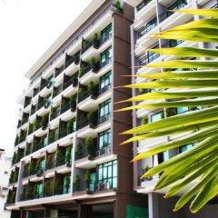 Vogue Pattaya Hotel вид на фасад фото 2
