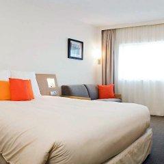 Отель Novotel Casablanca City Center комната для гостей фото 3