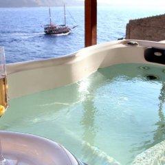 Отель Amoudi Villas Греция, Остров Санторини - отзывы, цены и фото номеров - забронировать отель Amoudi Villas онлайн бассейн