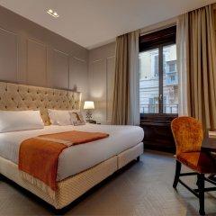 Отель Singer Palace Hotel Италия, Рим - отзывы, цены и фото номеров - забронировать отель Singer Palace Hotel онлайн комната для гостей фото 5