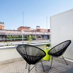 Отель Residencia Universitaria Claudio Coello балкон