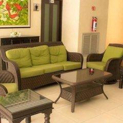 Hotel Los Aluxes интерьер отеля фото 2