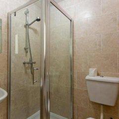 Отель Welby Studios Великобритания, Лондон - 1 отзыв об отеле, цены и фото номеров - забронировать отель Welby Studios онлайн ванная фото 2