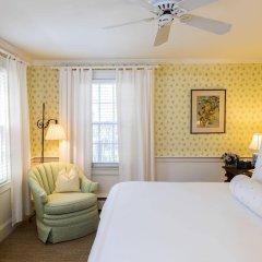 Отель Hob Knob Эдгартаун комната для гостей