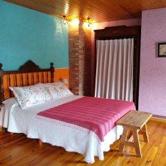 Отель Hostal D'eller Бельвер-де-Серданья комната для гостей