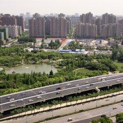 Hongqiao Jin Jiang Hotel (Formerly Sheraton Shanghai Hongqiao Hotel) балкон