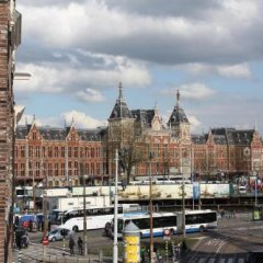 Отель Alfa Amsterdam Нидерланды, Амстердам - отзывы, цены и фото номеров - забронировать отель Alfa Amsterdam онлайн балкон
