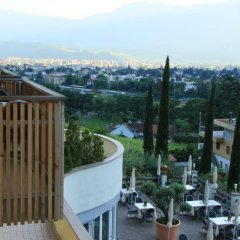Hotel Hanny Больцано балкон