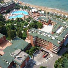 Pegasos Club Hotel Турция, Аланья - отзывы, цены и фото номеров - забронировать отель Pegasos Club Hotel - All Inclusive онлайн пляж фото 2