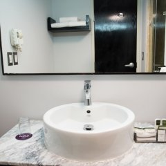 Casa Inn Business Hotel Mexico ванная фото 2