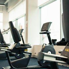 Sport Inn Hotel & Wellness фитнесс-зал фото 3
