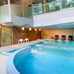 Отель Novotel Zurich City-West Швейцария, Цюрих - 9 отзывов об отеле, цены и фото номеров - забронировать отель Novotel Zurich City-West онлайн бассейн фото 2