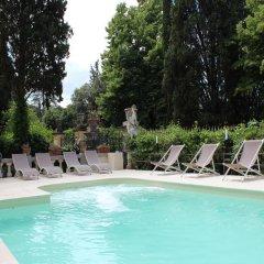 Отель Villa Carlotta Флоренция бассейн фото 2