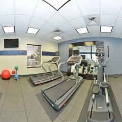 Отель Hampton Inn & Suites Columbia/Southeast-Fort Jackson фитнесс-зал фото 2