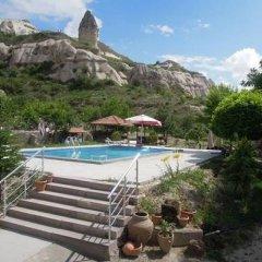 Rock Valley Pension Турция, Гёреме - отзывы, цены и фото номеров - забронировать отель Rock Valley Pension онлайн бассейн