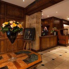 Отель Amarante Beau Manoir Франция, Париж - 14 отзывов об отеле, цены и фото номеров - забронировать отель Amarante Beau Manoir онлайн интерьер отеля фото 2