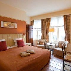 Hotel 't Sandt Antwerpen Антверпен комната для гостей