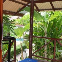 Отель Baan Sukreep Resort фитнесс-зал
