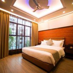 Отель Osmium Мале комната для гостей фото 4
