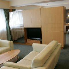 Отель Green Rich Nishitetsu Ohashi Ekimae Фукуока комната для гостей фото 5