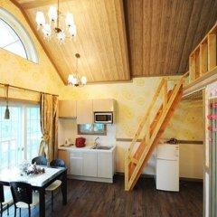 Отель Pyeongchang Sky Garden Pension Южная Корея, Пхёнчан - отзывы, цены и фото номеров - забронировать отель Pyeongchang Sky Garden Pension онлайн комната для гостей
