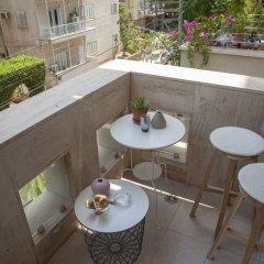 CTLV - Spinoza 7a Израиль, Тель-Авив - отзывы, цены и фото номеров - забронировать отель CTLV - Spinoza 7a онлайн балкон