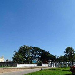 Отель Luckswan Resort спортивное сооружение