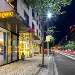 Отель angelo by Vienna House Prague городской автобус