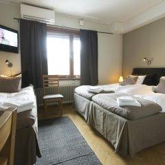 Отель Park Hotell сейф в номере